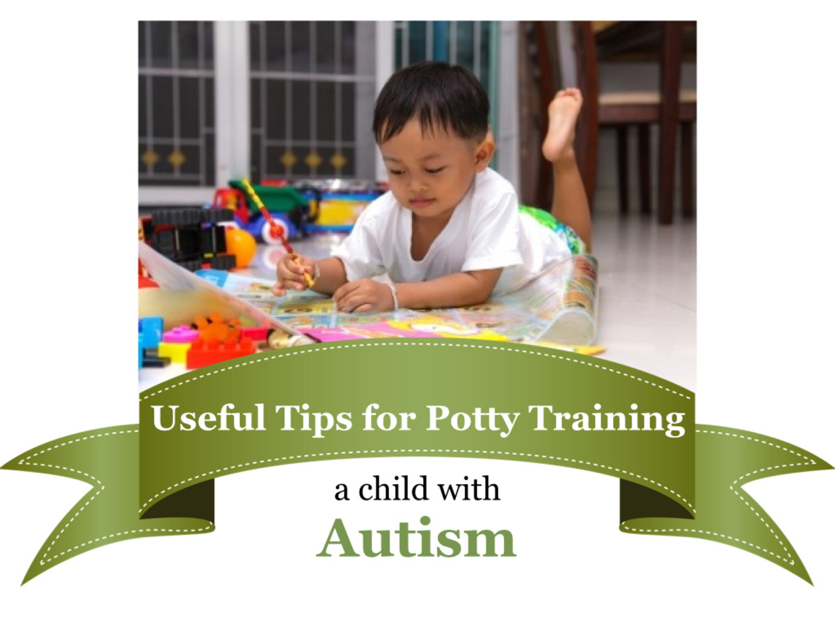 A Mom's Tips on How to Toilet Train Children With Autism