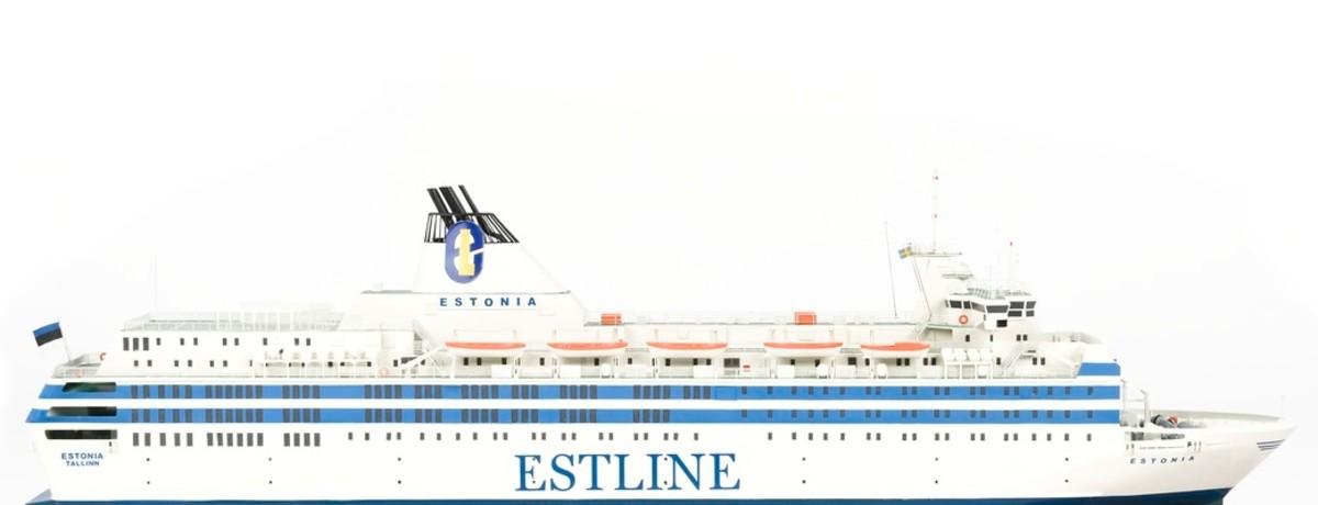 The Sinking Of The Ms Estonia