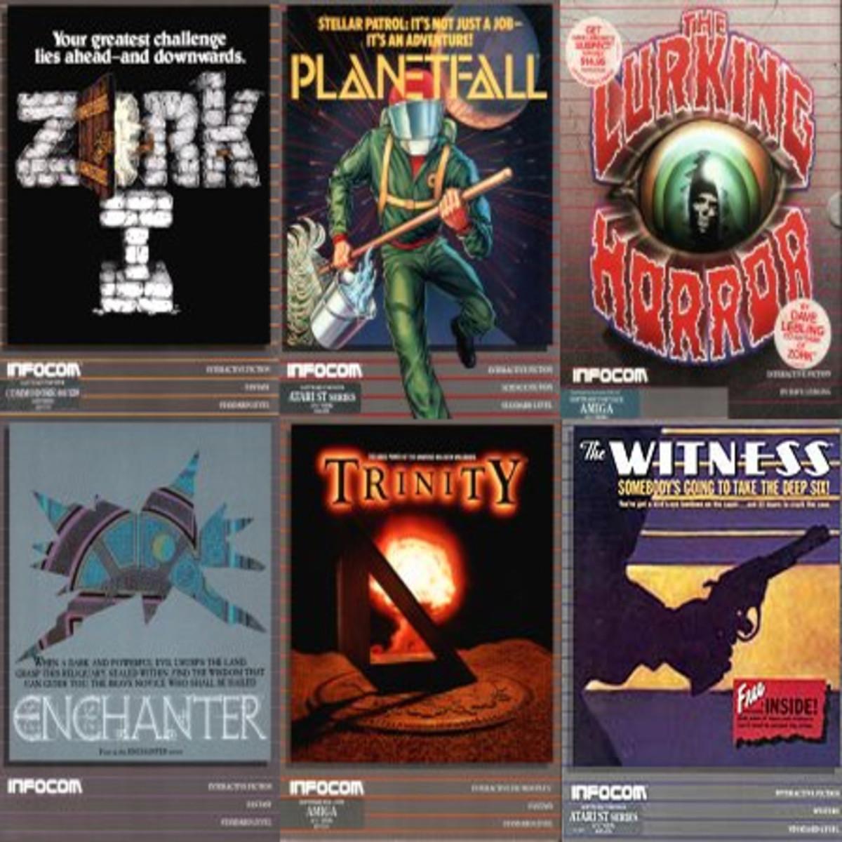 infocom-games