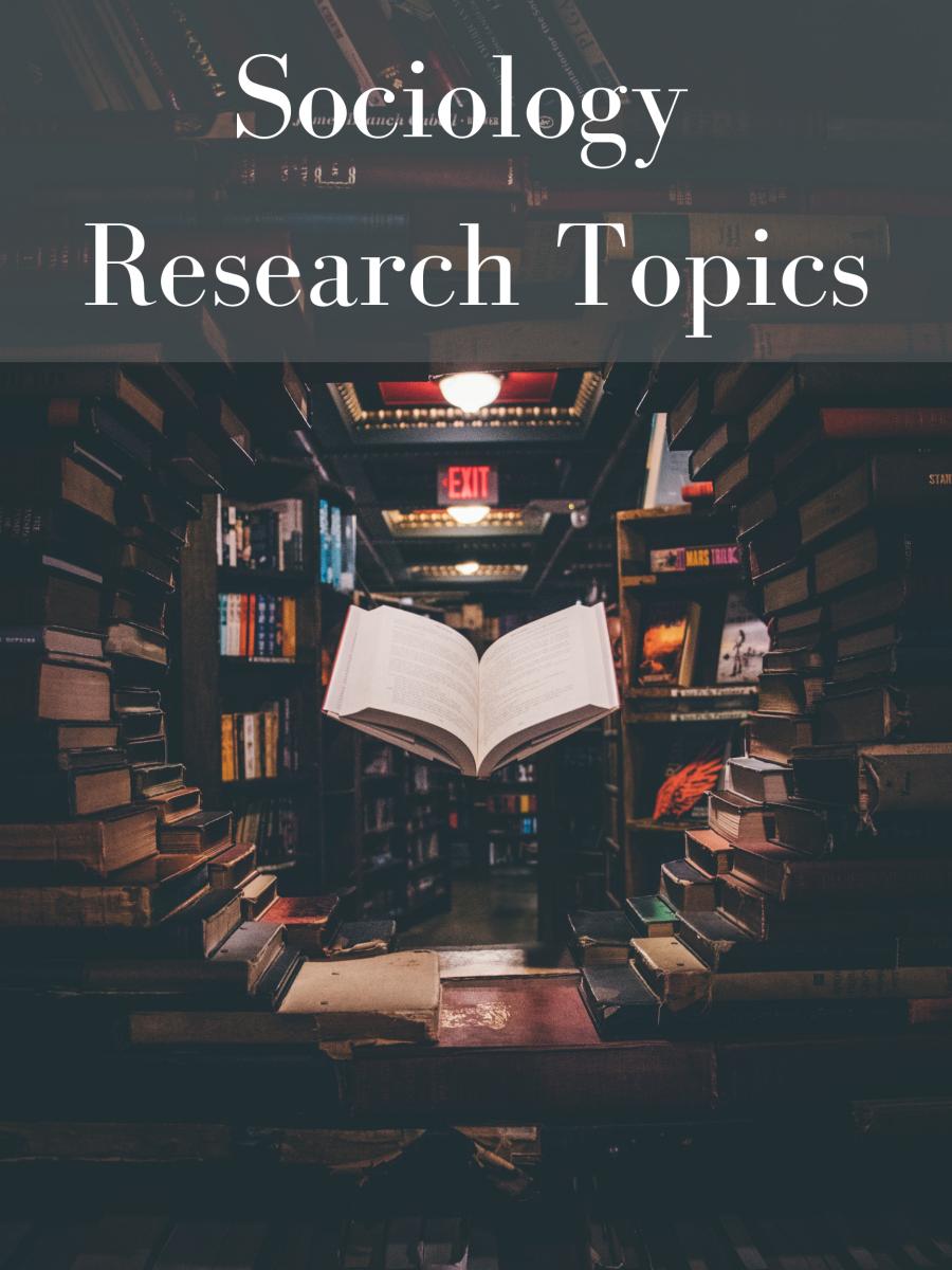 topics sociology term paper