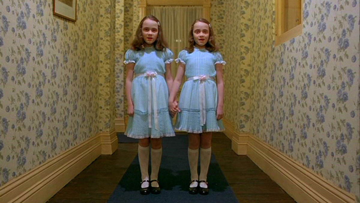 The Grady Girls from The Shining