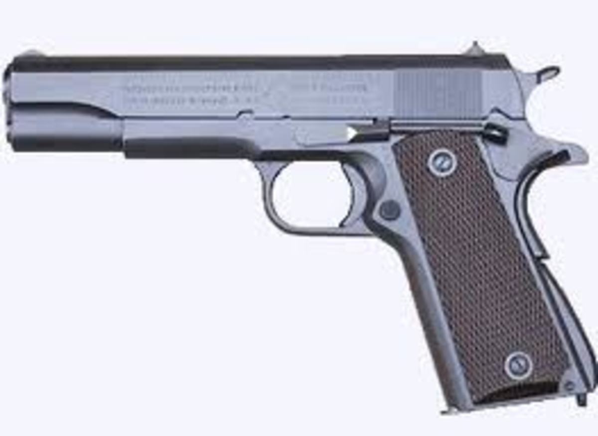 Russian Tokarev TT-33 vs. U.S.  M1911 A1:  The Heavyweight Championship of the 20th Century!