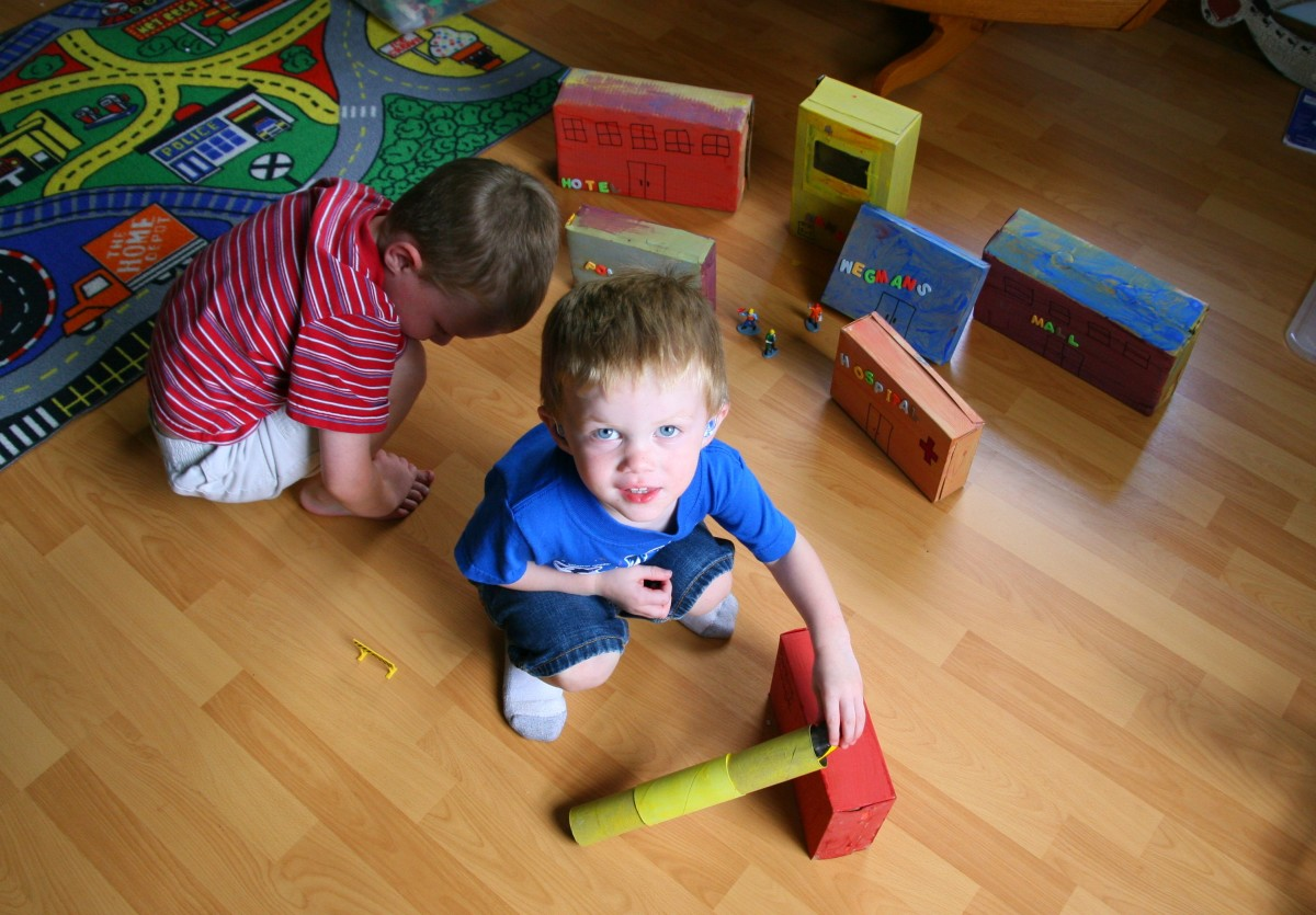 The Best Educational Toys and Games for 3-Year-Old Children