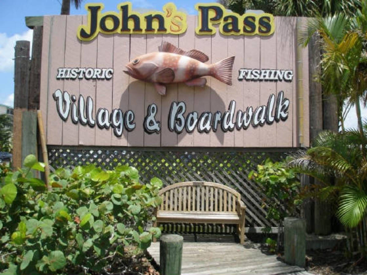 Welcome to John's Pass