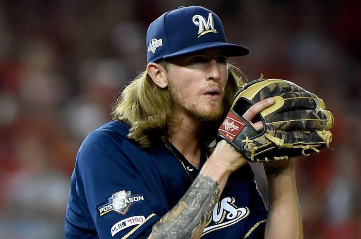 Josh Hader, RP, Milwaukee Brewers