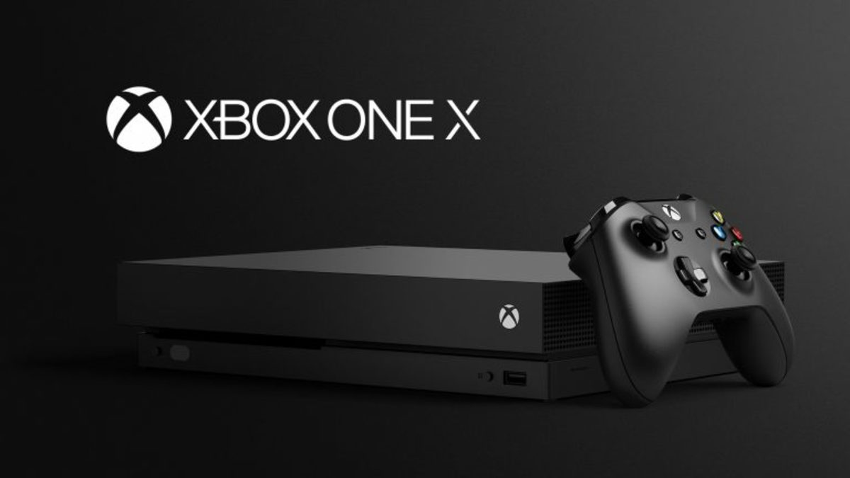 Microsoft's Upcoming Xbox One X