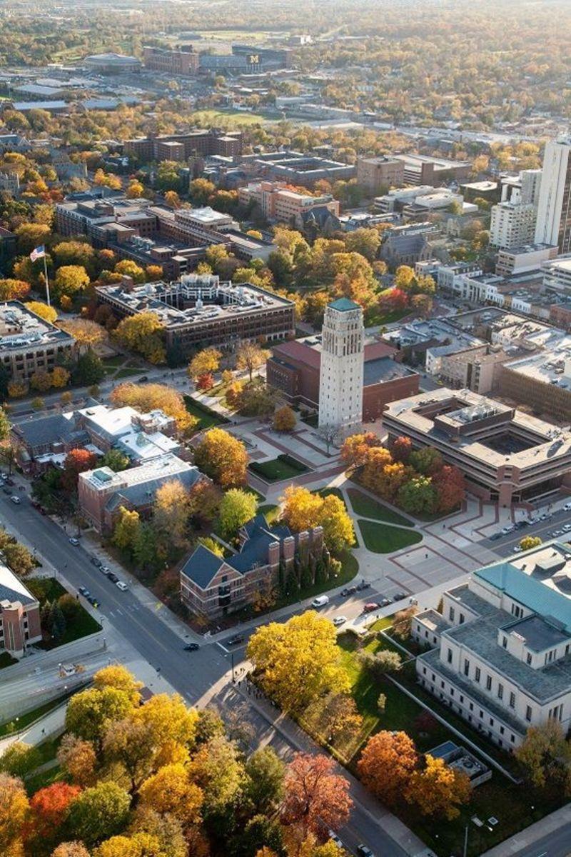 University of Michigan Memories 1966-1967