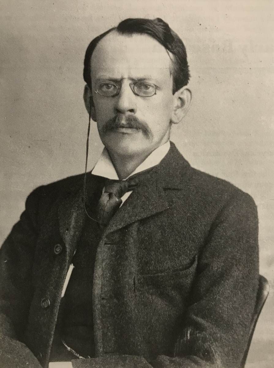 J.J. Thomson and the Discovery of the Electron