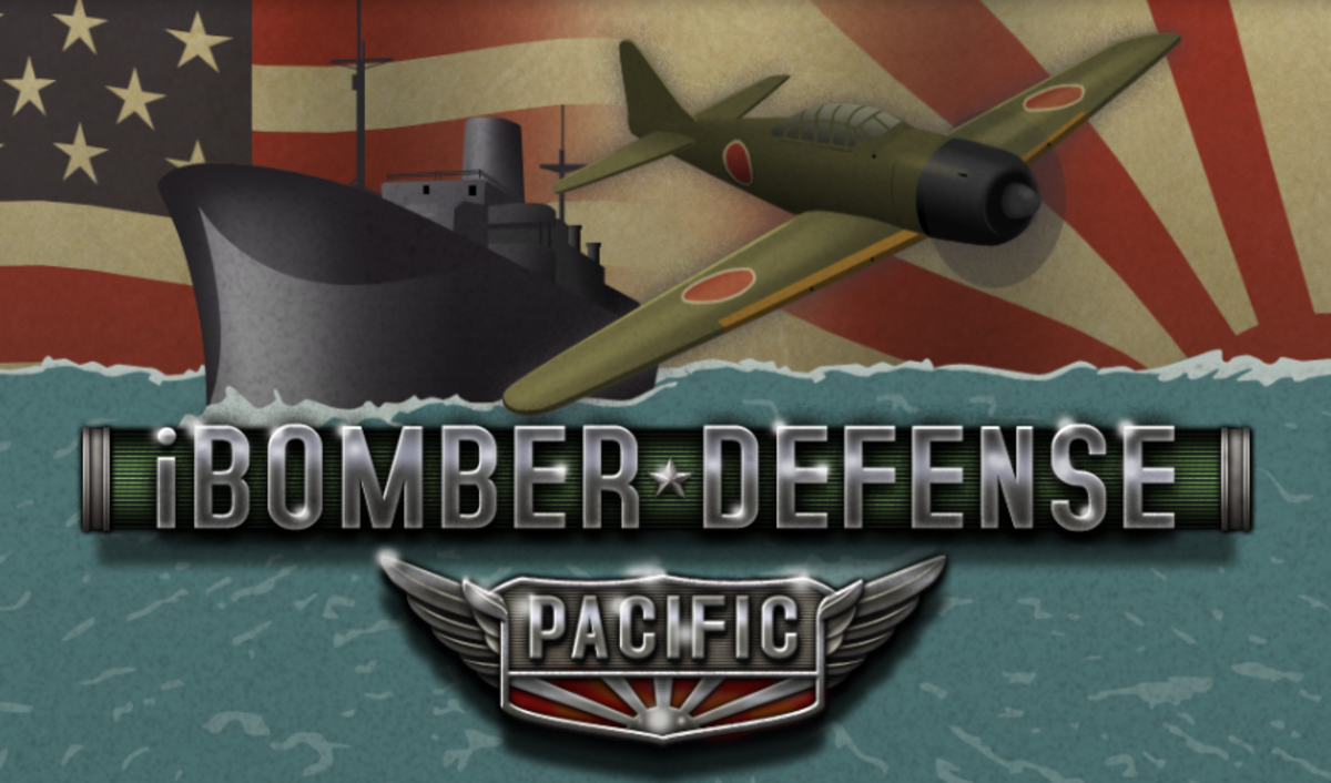 """iBomber Defense Pacific"" Strategy Guide Mission Index (Veteran Difficulty)"