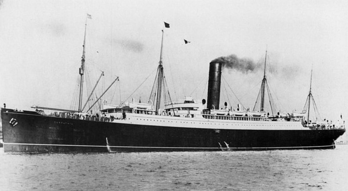 Whatever Happened to Carpathia, the Ship That Rescued Titanic's Survivors?