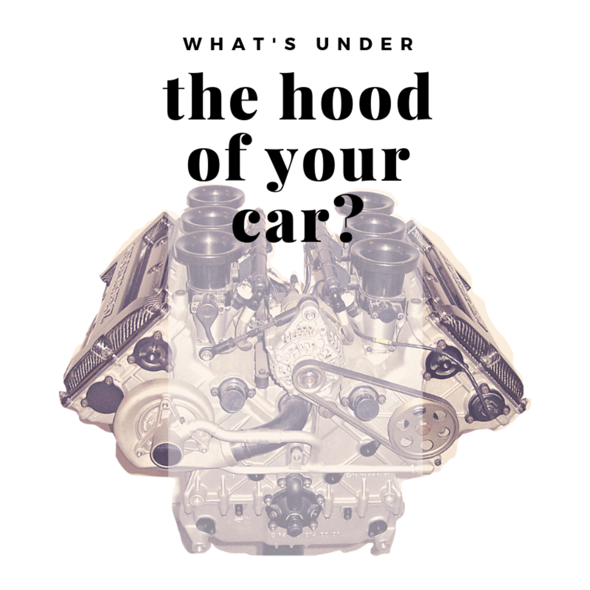 What's Under the Hood of Your Car?