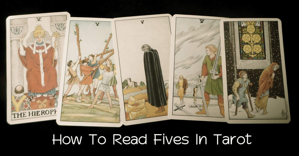 How to Read Fives in Tarot | Exemplore