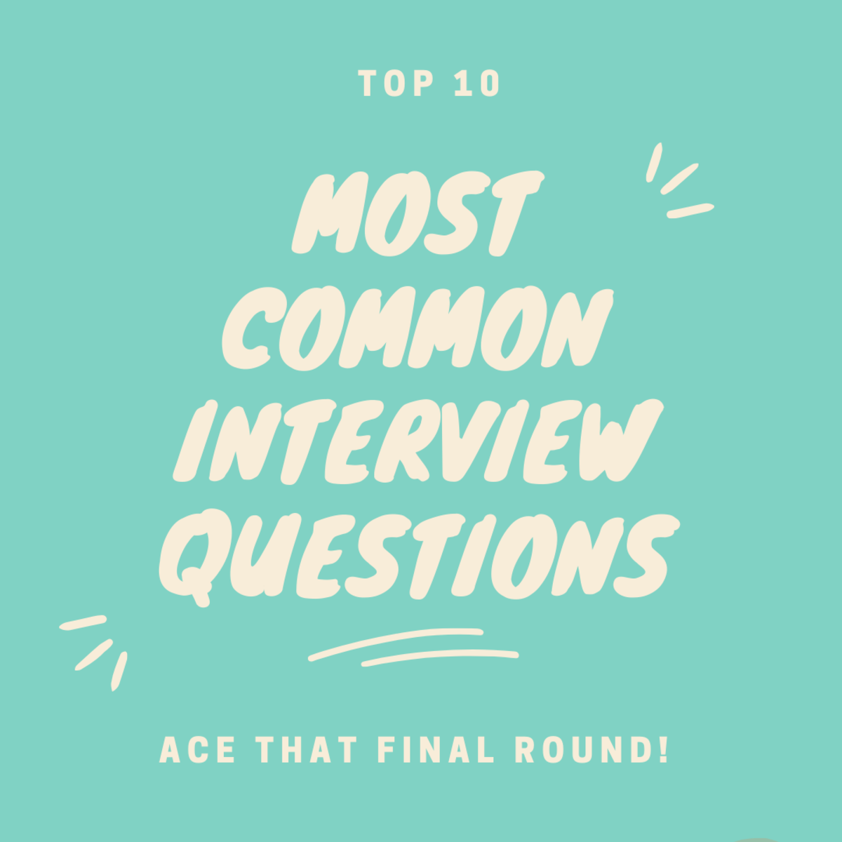 Top 10 Most Common HR Round Interview Questions and ...