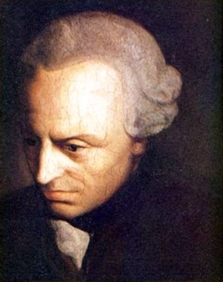 Immanuel Kant and