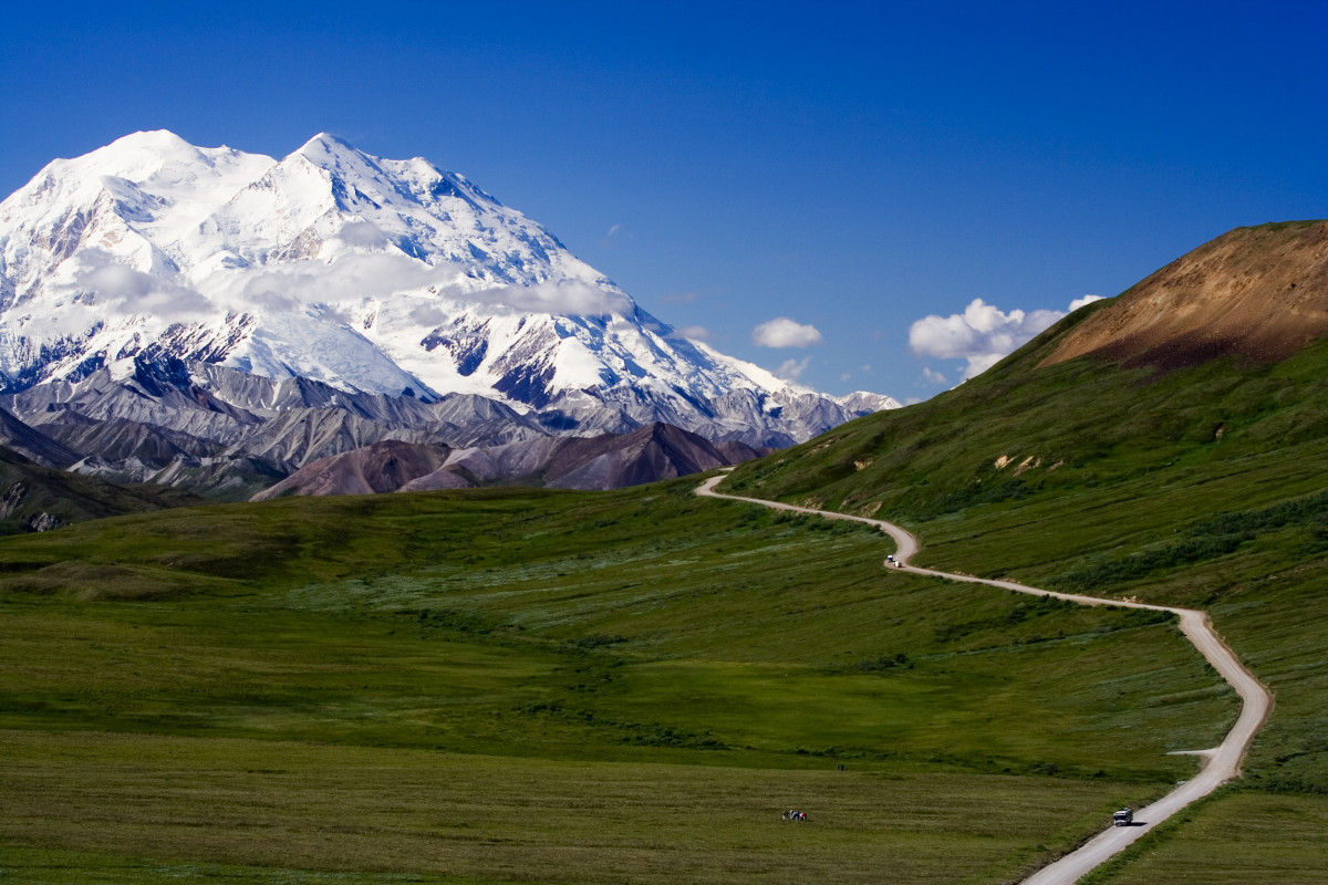 Visiting Denali National Park - The Last Great Frontier