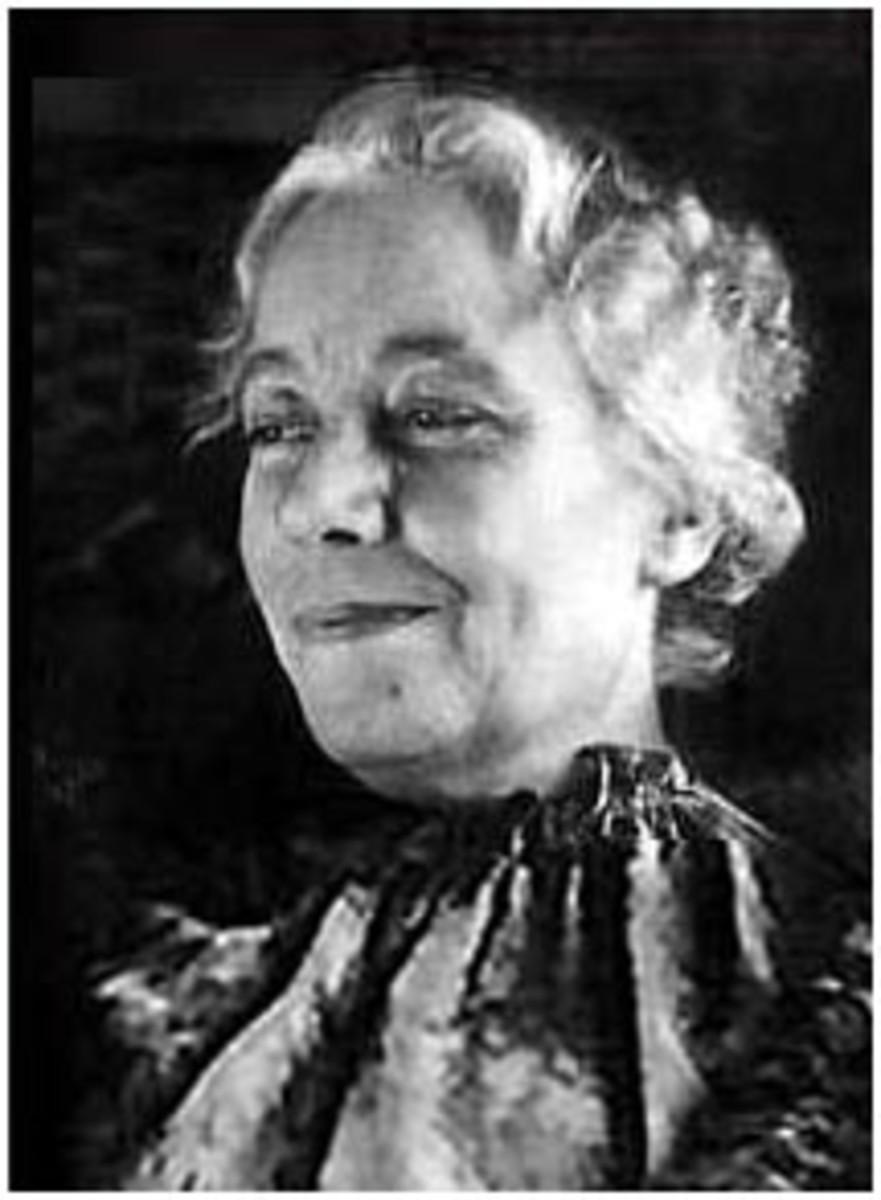 Karen Horney, 1938