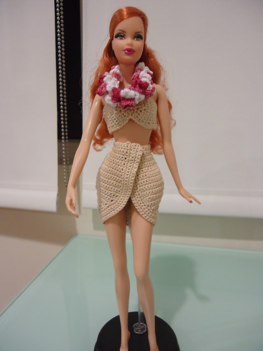 Barbie sew free fashions 84