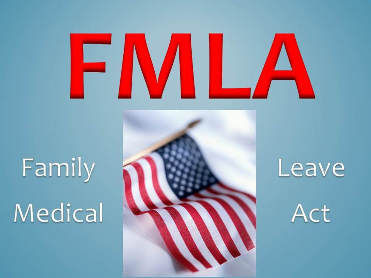 Family and Medical Leave Act, also known as FMLA