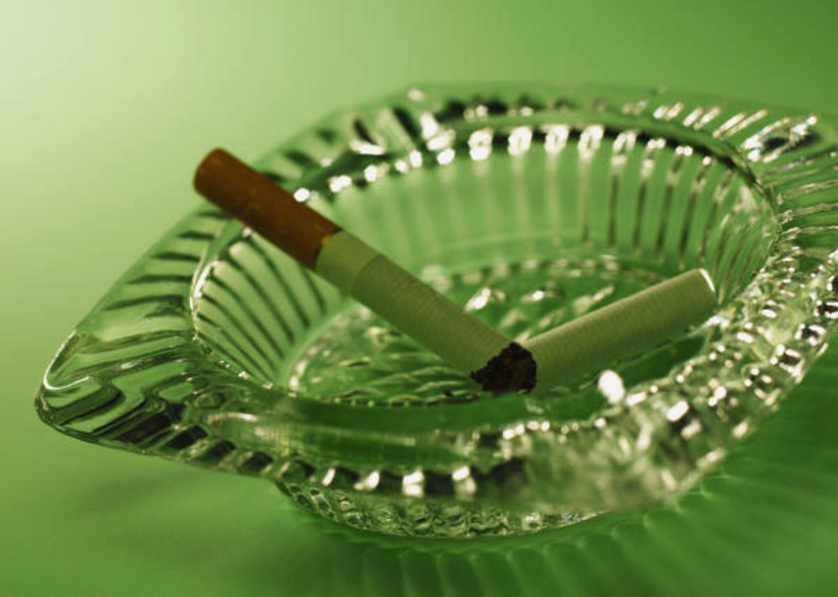 Quit Smoking Cigarettes - Becoming a Non-Smoker