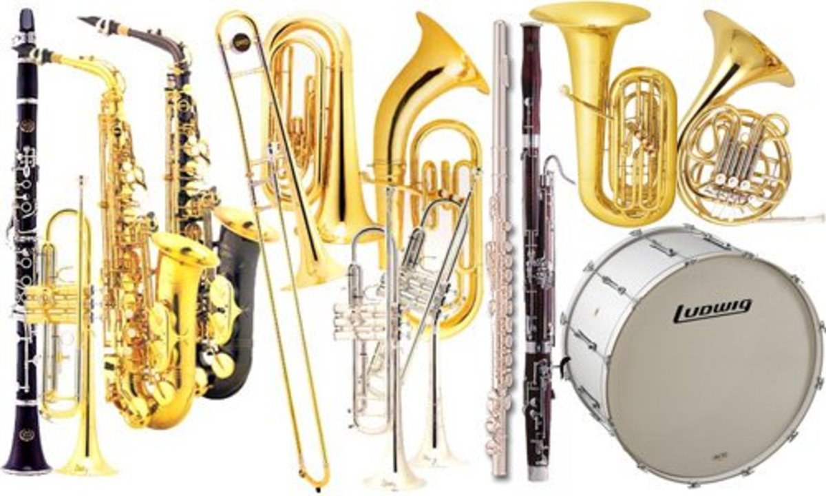 Choosing the Right Band Instrument for Your Child | Spinditty