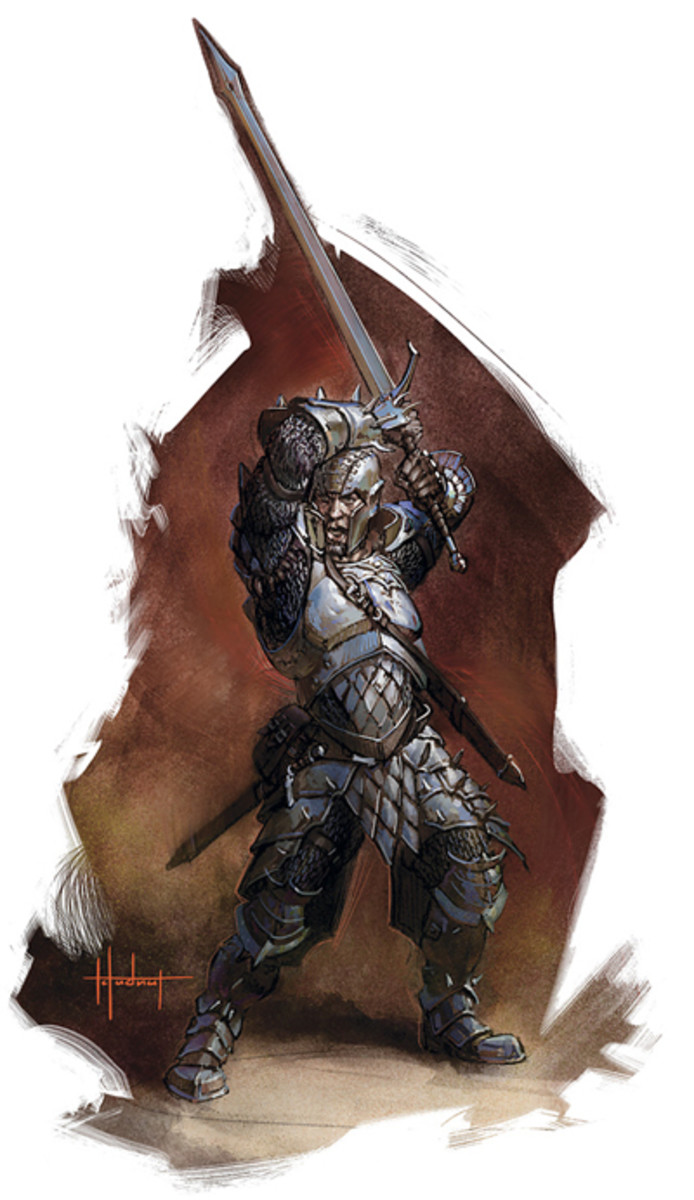 A Fighter's Guide to Archetypes (Pathfinder)