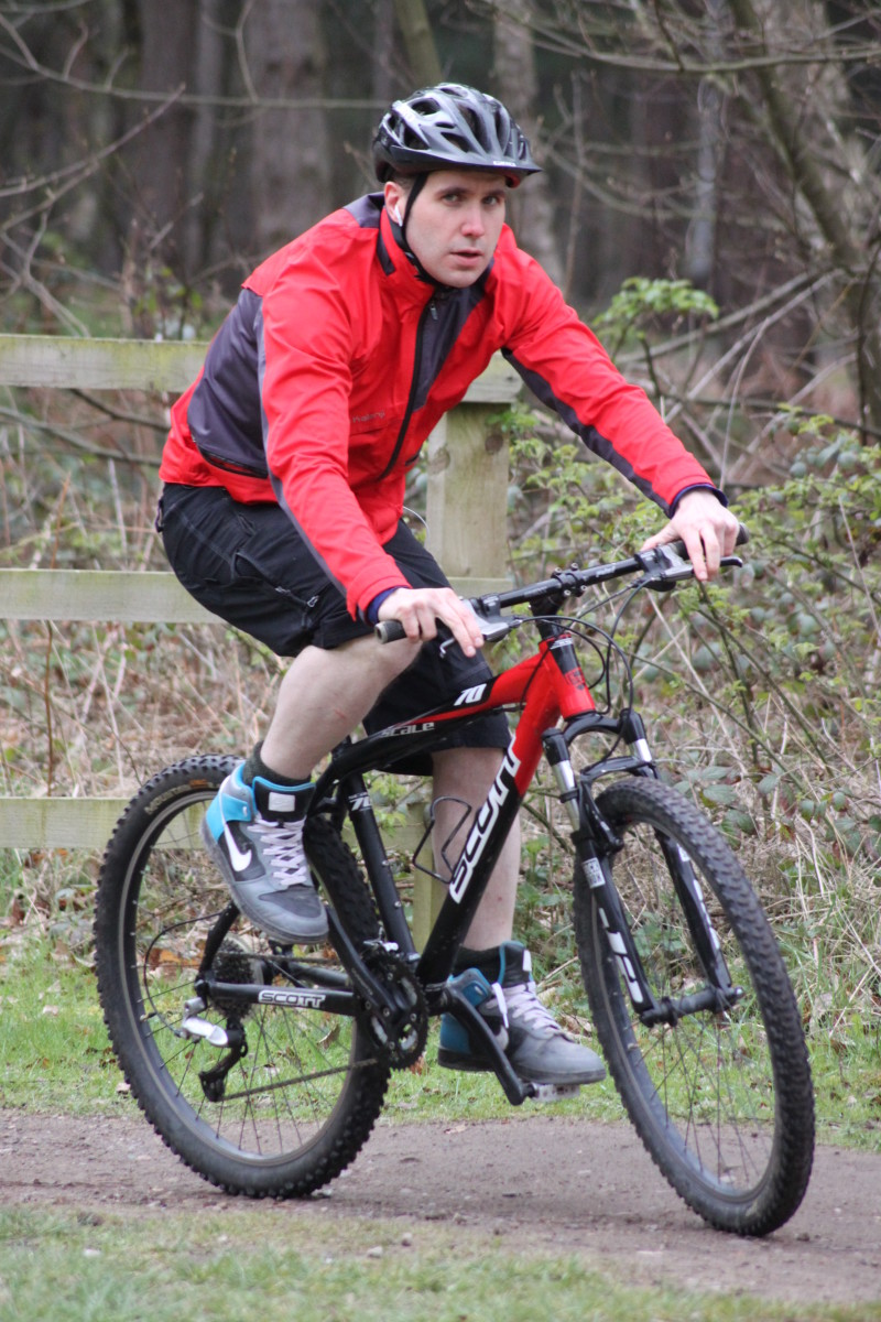 About Sore Testicles and Pain from Cycling