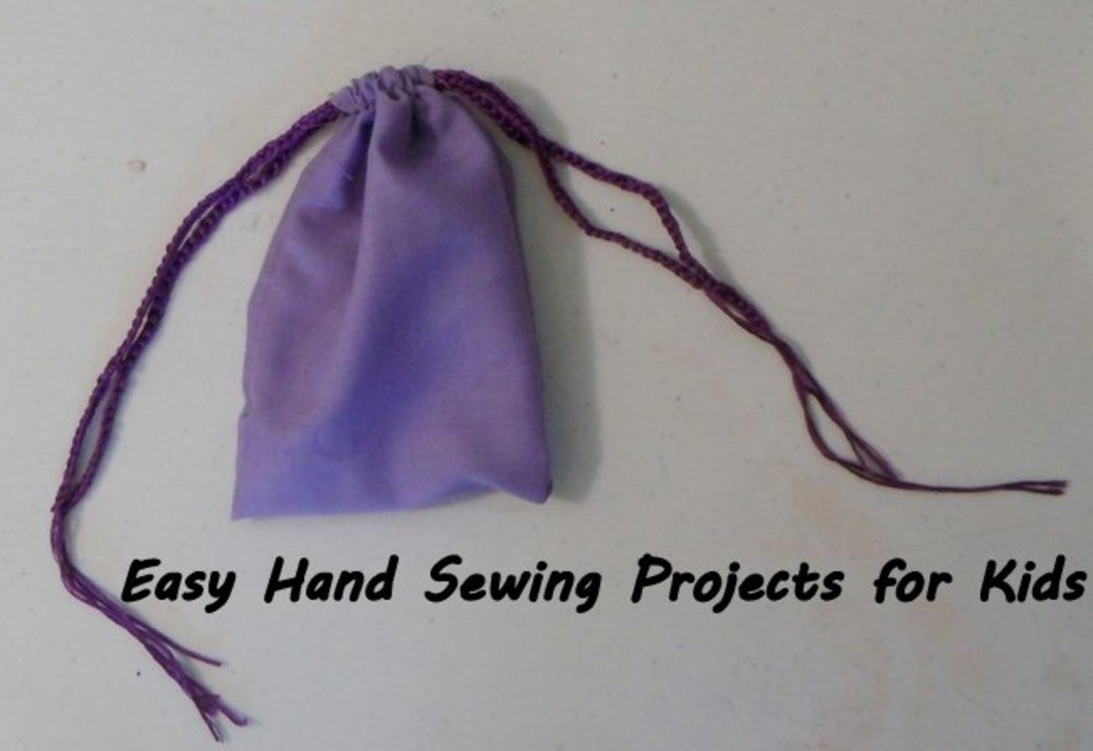 Simple and easy hand sewing projects for kids feltmagnet for Easy sewing projects for craft fairs