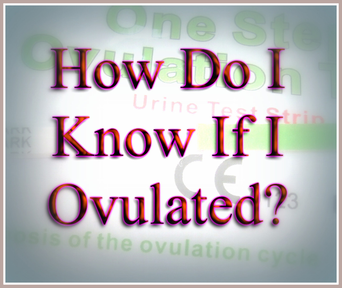 There are a number of ways to tell if you have ovulated in a cycle.