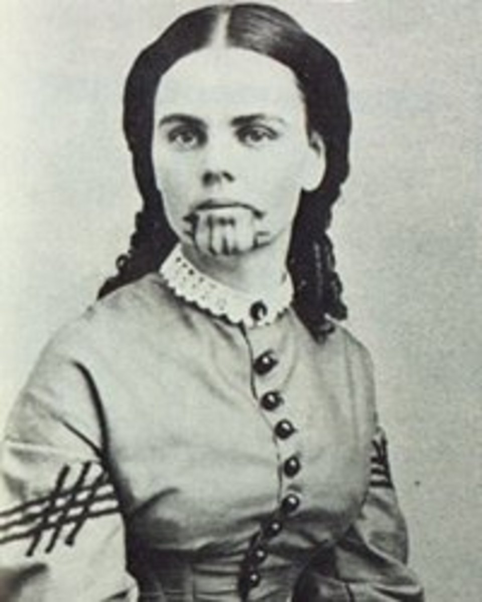 Olive Oatman: More Than the Girl with the Chin Tattoo