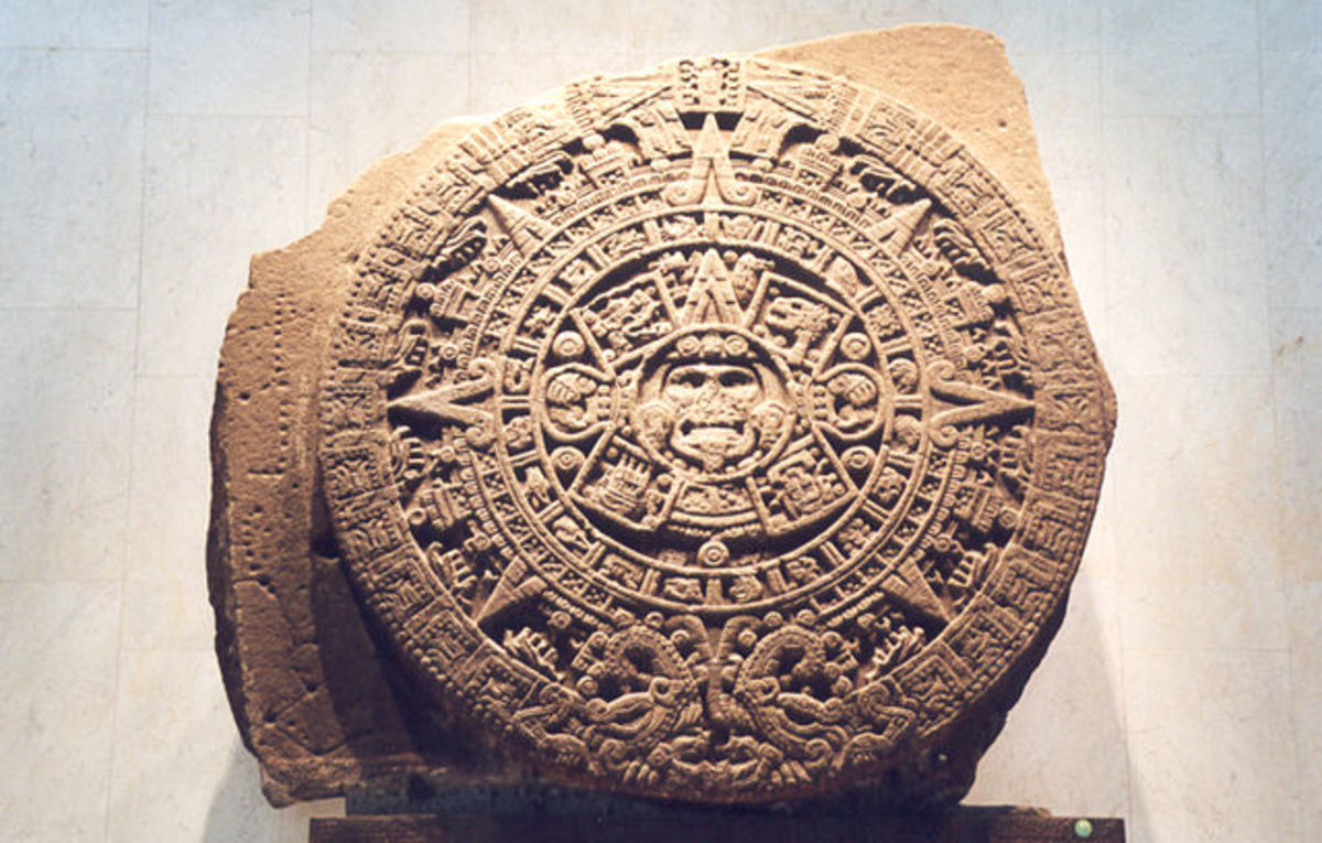 How to Read an Aztec Calendar