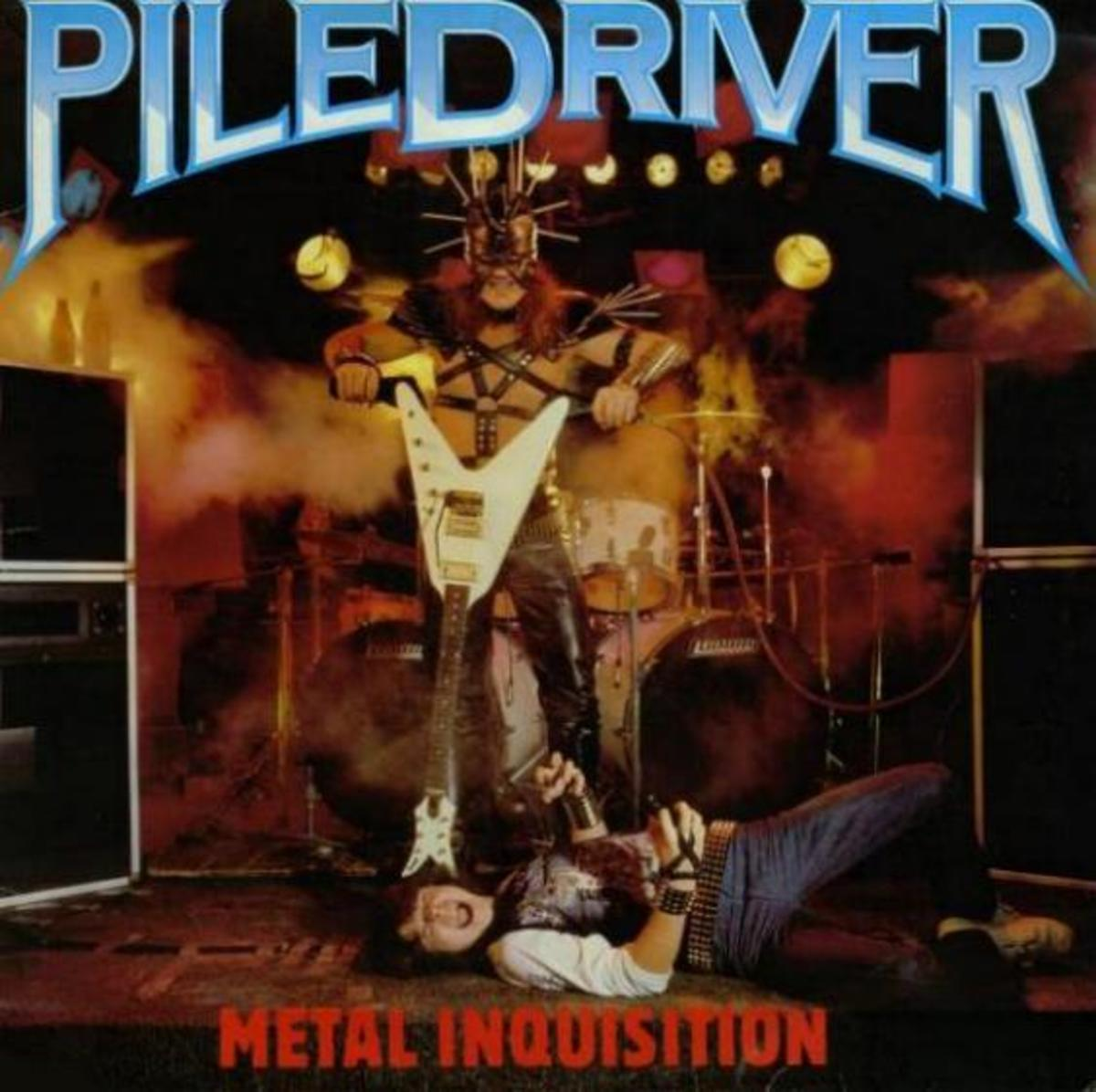"Forgotten Hard Rock Albums: Piledriver, ""Metal Inquisition"" (1985)"