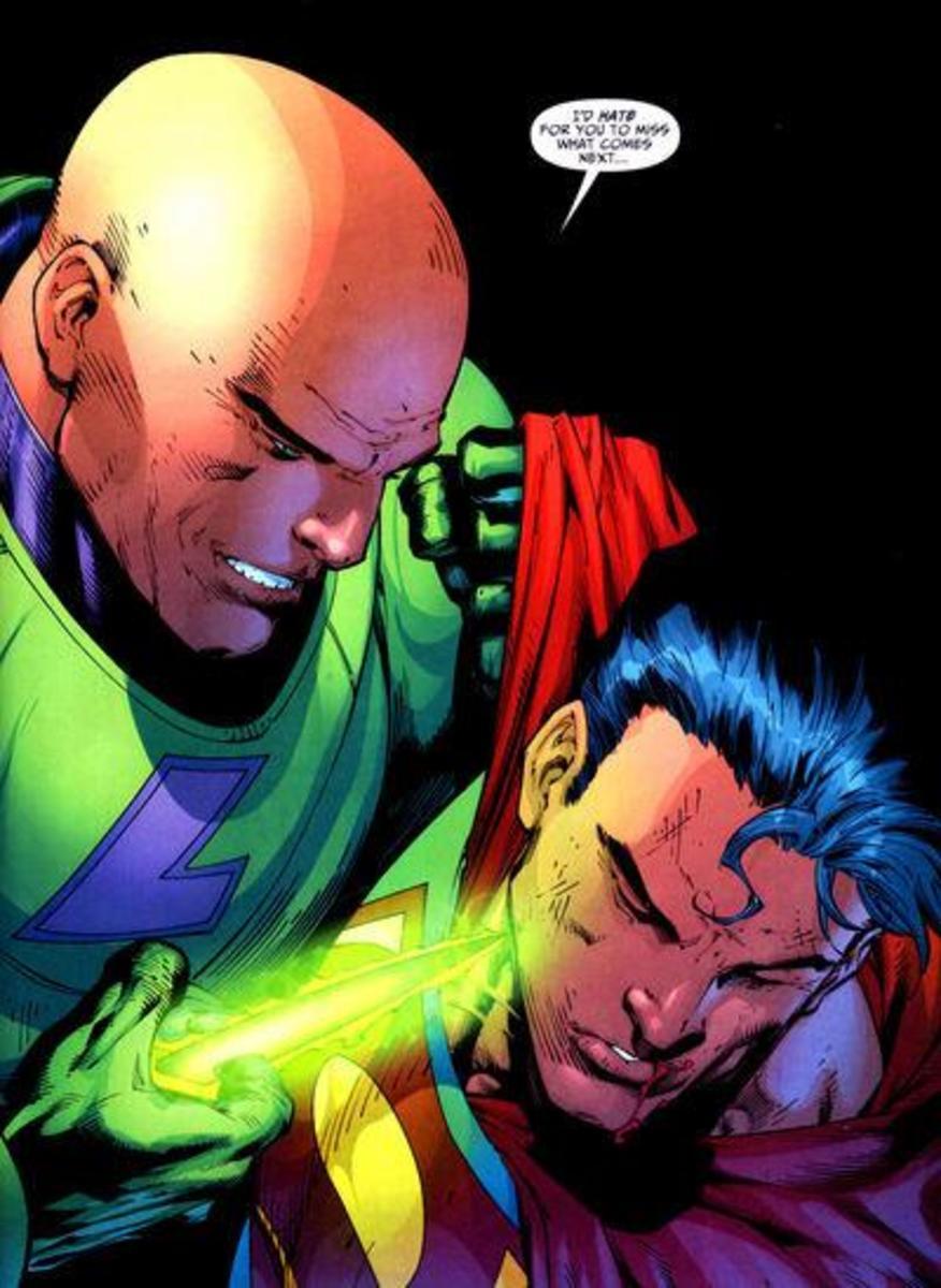 Lex Luthor- Psychology of a Supervillain