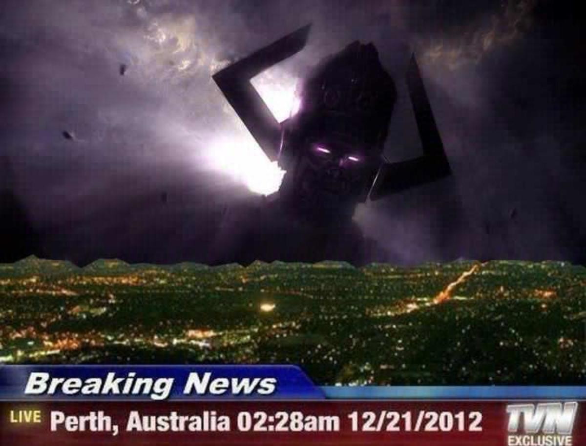 Marvel Universe Threat