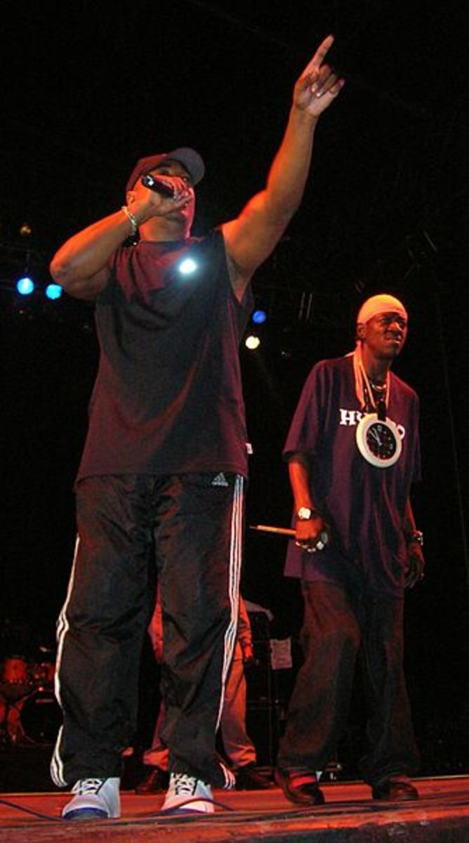 Public Enemy are Rock & Roll Hall of Fame inductees and socially conscious rap pioneers.