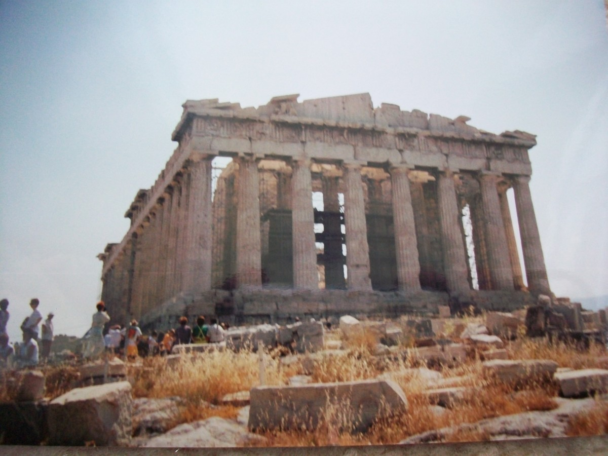 Modern Architecture Vs Ancient Greek Architecture the influence of ancient greek architecture | owlcation