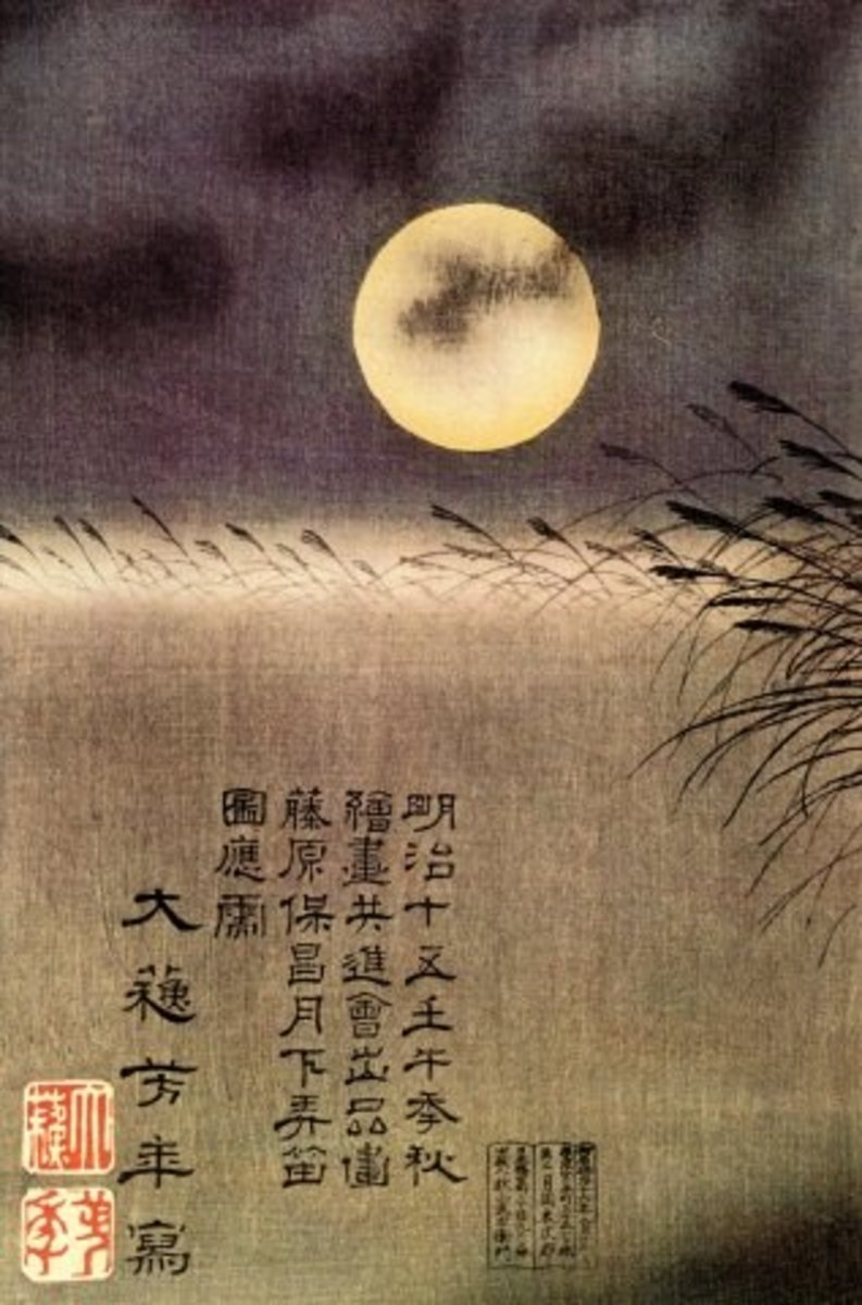 symbolism of moon in literature