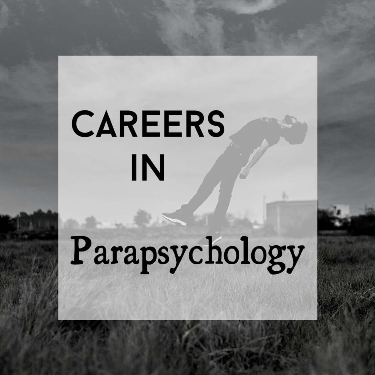 Learn about studying and working in the field of parapsychology.