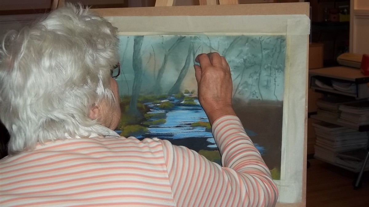 How to Set Up a Successful Art Workshop