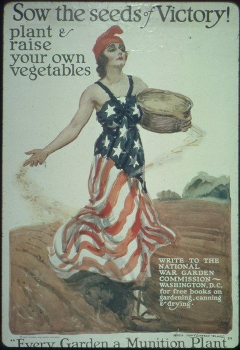 One of the Many Food Ads Campaigned by Hoover