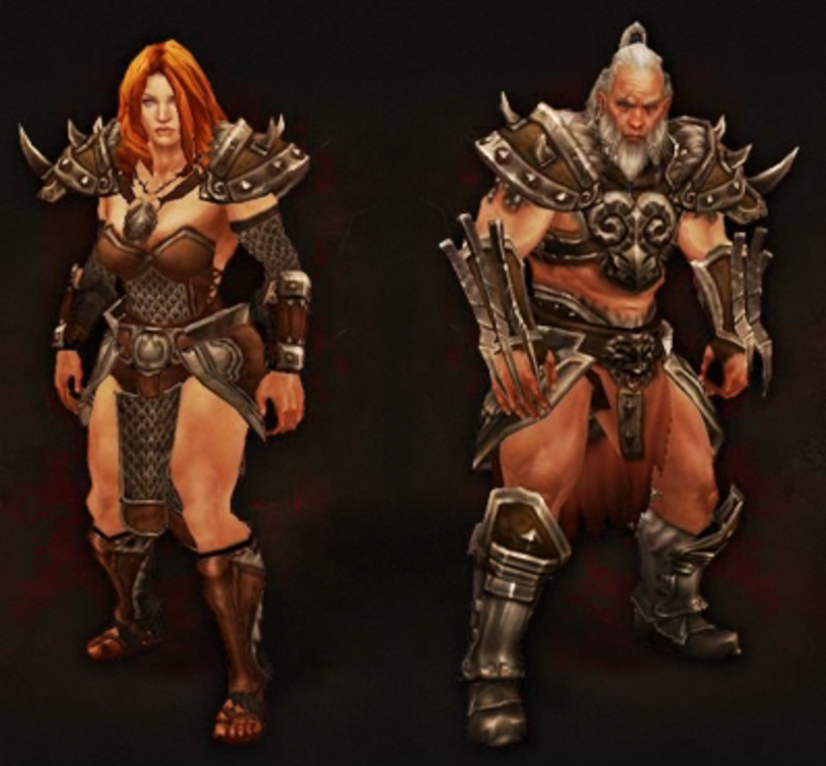 The Barbarian Class