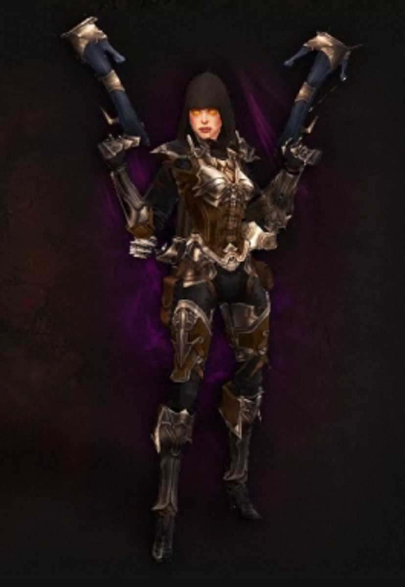 The Demon Hunter Class