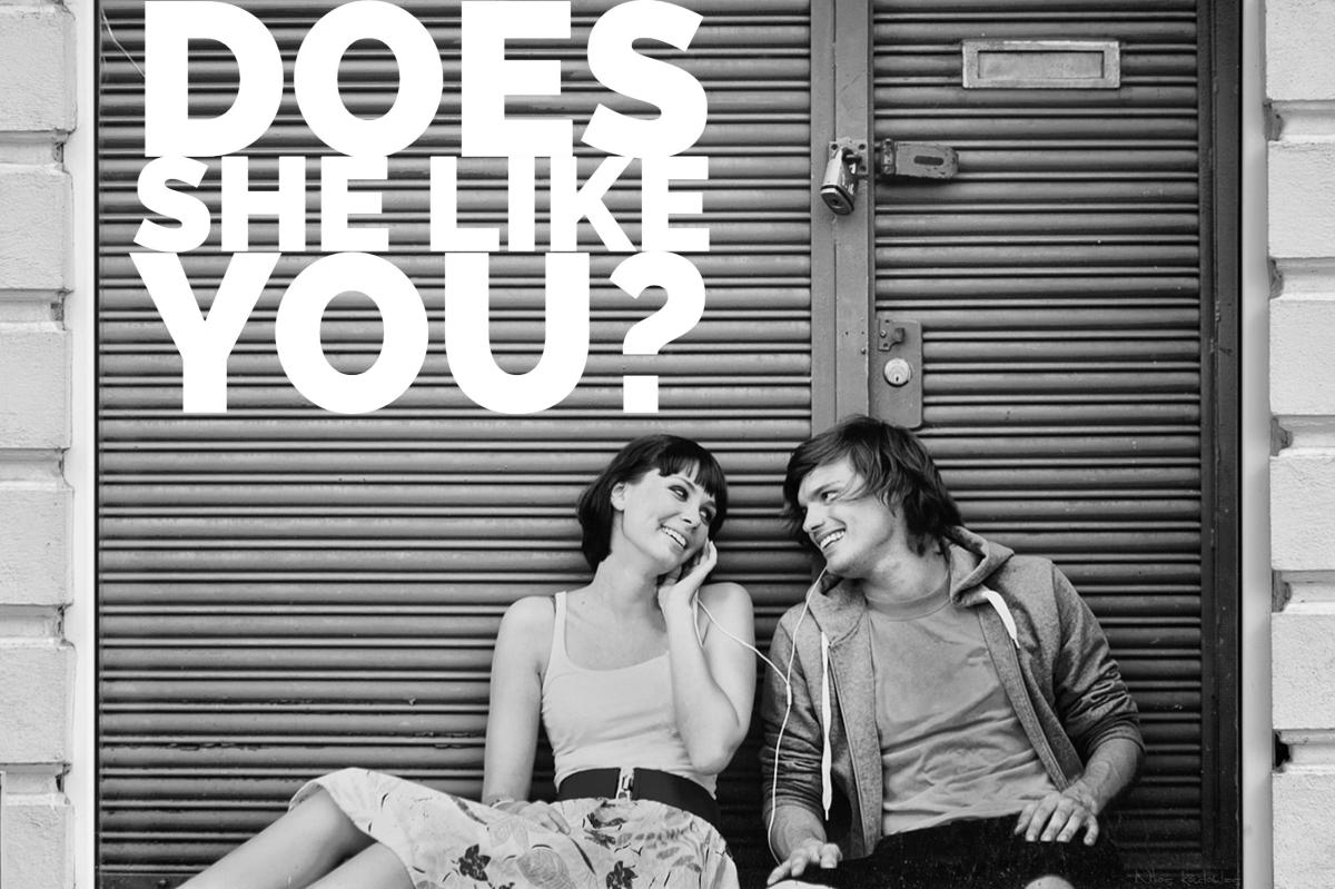 26 Ways to Tell If a Girl Likes You