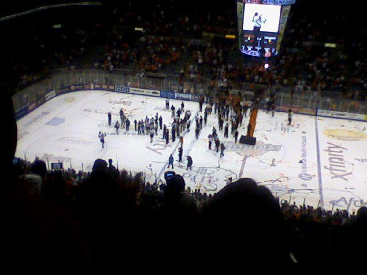 Fort Wayne Komets President's Cup victory