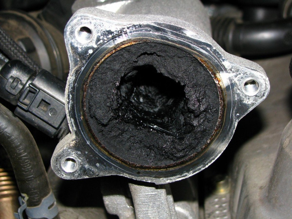 How to Remove, Clean, or Bypass the EGR Valve on Trafic