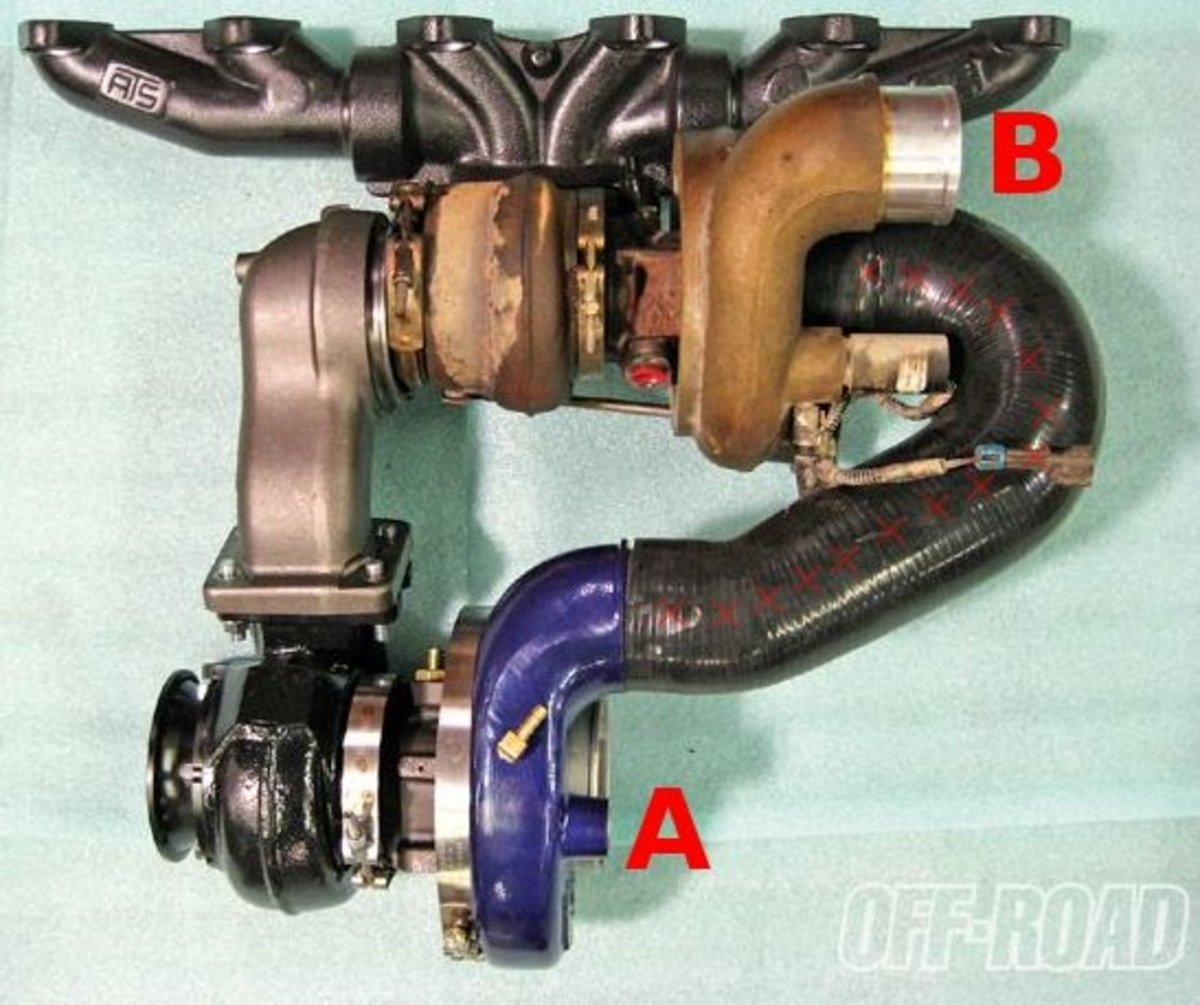 How Compound Turbocharger Systems (Turbos) Work
