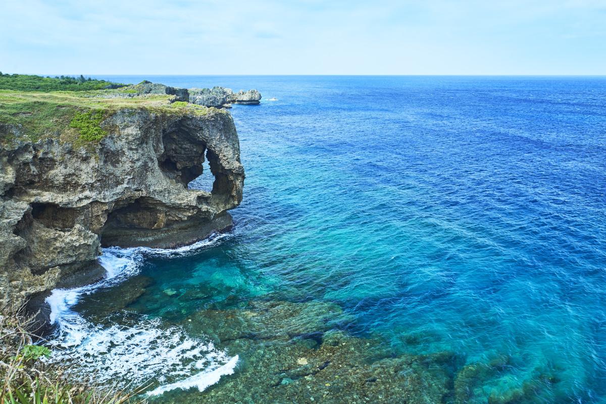Cape Manza, Okinawa