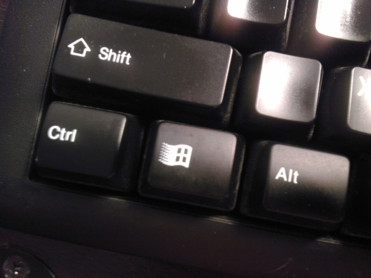 Ten Best Windows 7 Combination Keyboard Shortcuts to Get You Started