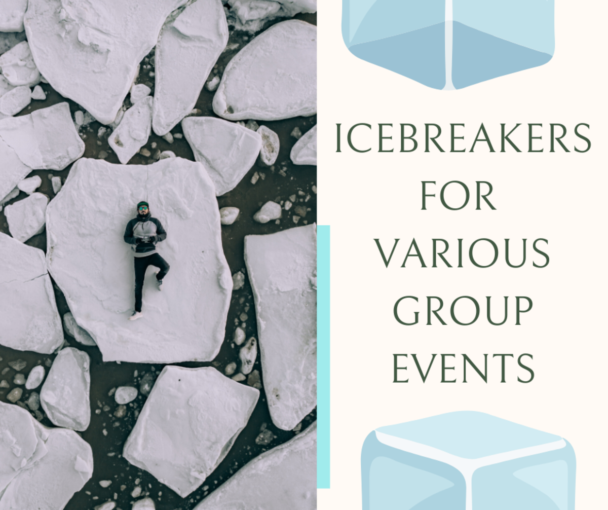 Icebreakers, Games, and Activities for Group Meetings and Training Sessions