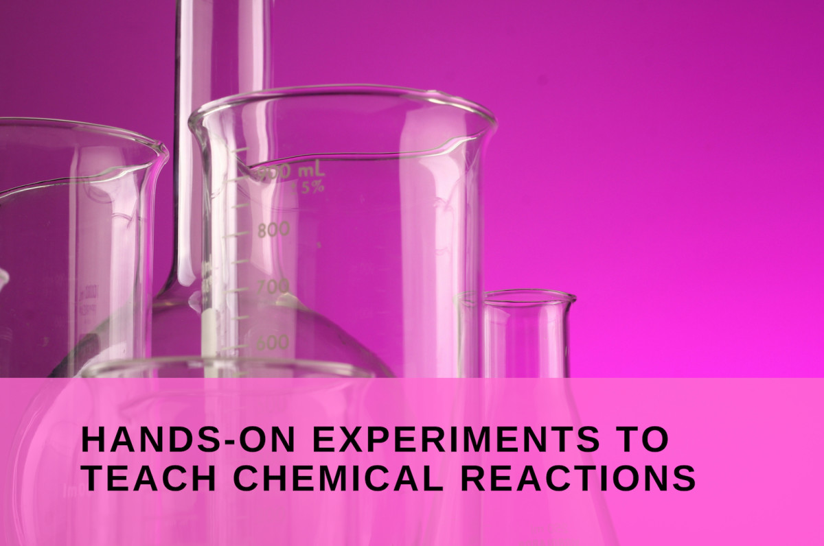 8 Hands-On Experiments to Teach Kids About Chemical Reactions