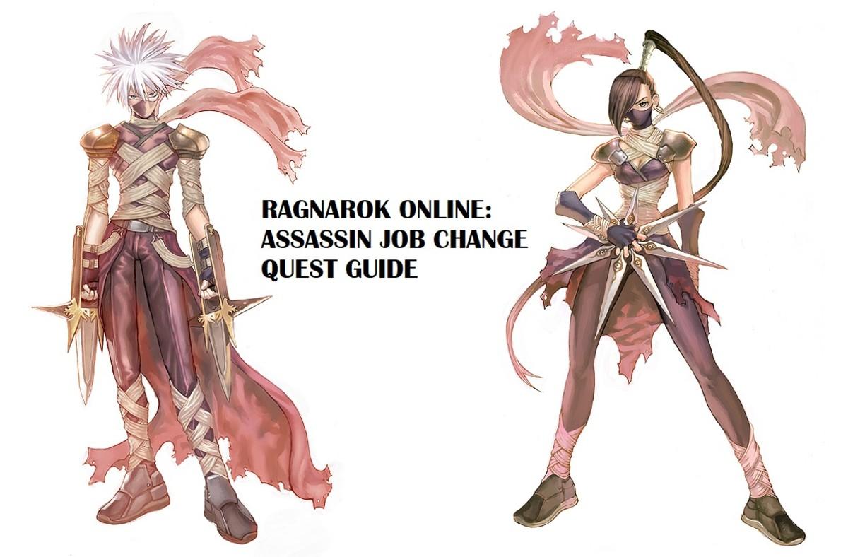 Ragnarok Online: Assassin Job Change Quest Guide